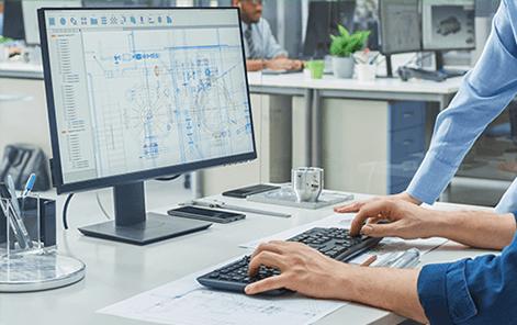 機械設計・電気設計・ソフト開発