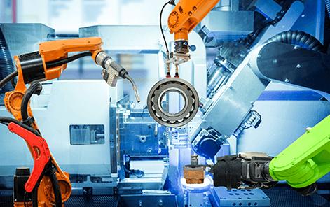 機械や装置の手動→完全自動化